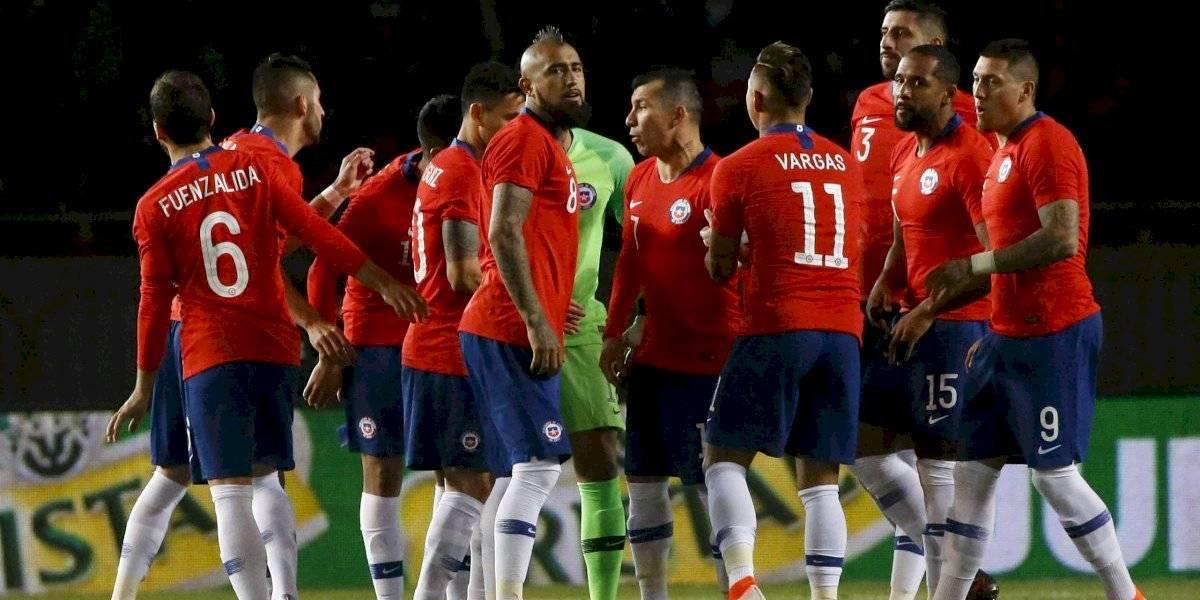 La Roja enfrentará la Copa América 2019 con un nuevo descenso en el ranking FIFA