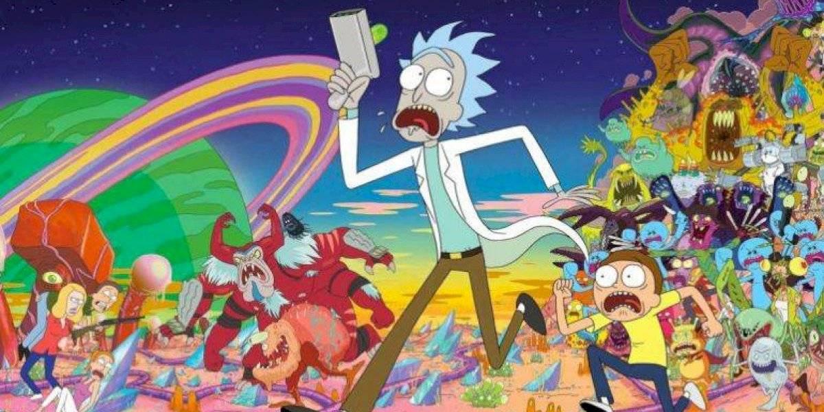 ¿De qué trataría la película de Rick y Morty ?