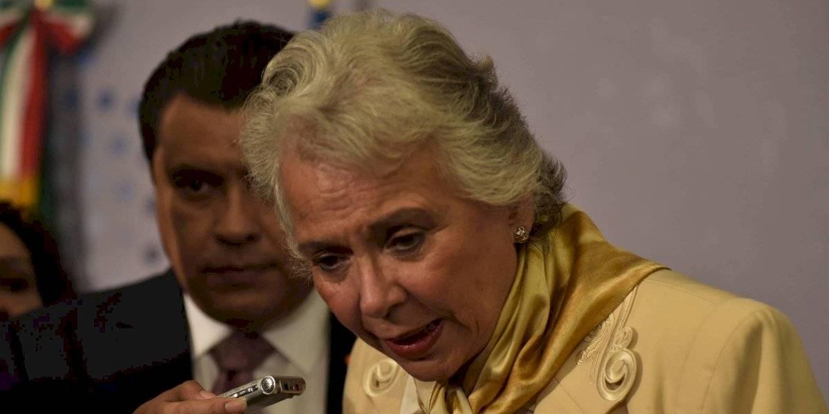 Tonatiuh se va del INM, pero se queda en mi corazón: Sánchez Cordero