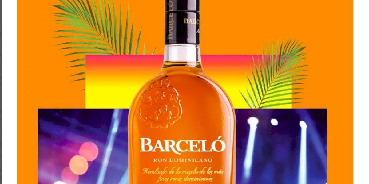 Prepara un exquisito Barceló Golden Sling