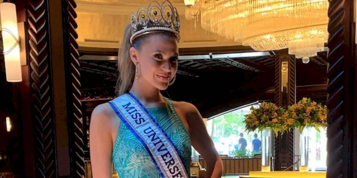 Madison Anderson decidida en ser la sexta Miss Universo de Puerto Rico