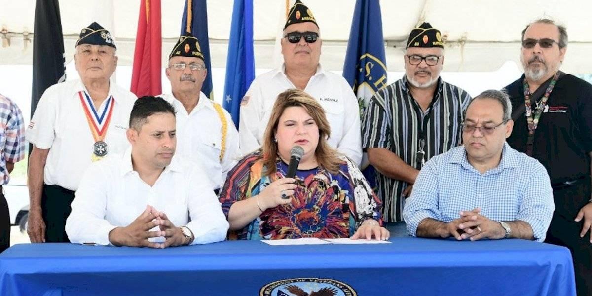 Presentan legislación para proteger a los veteranos que trabajan en la industria del cannabis
