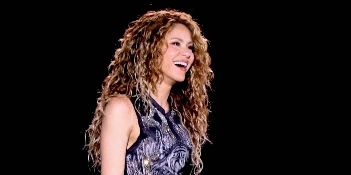 Filtran video de una Shakira adolescente bailando la danza del vientre