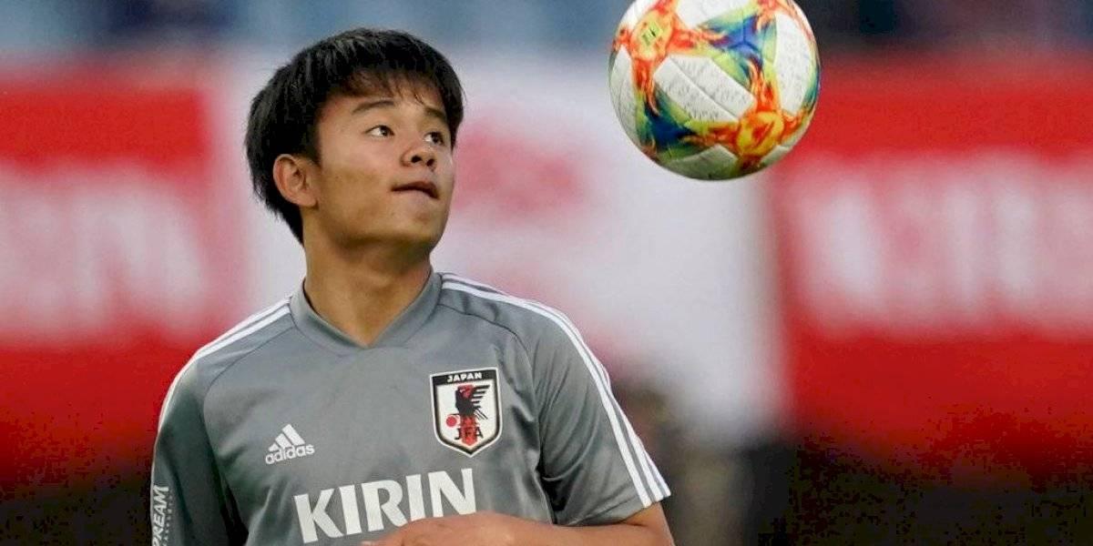 VIDEO: Así juega Takefusa Kubo, el 'Messi japonés' que fichó el Real Madrid
