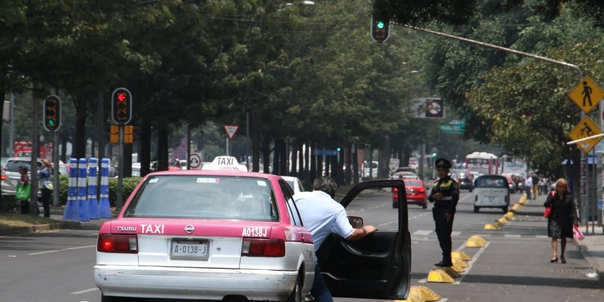 México, entre las tarifas de taxis más bajas del mundo