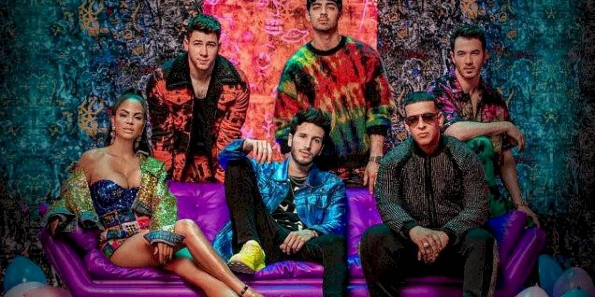 Jonas Brothers cantarán junto a Yatra, DY y Natti Natasha