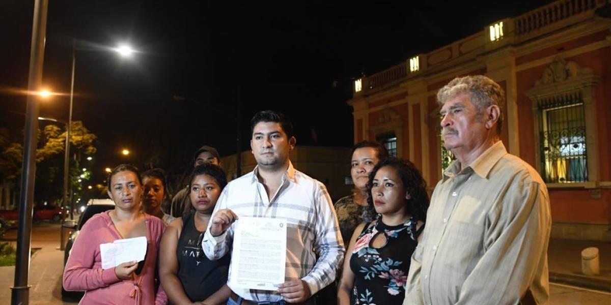 VIDEO. Alcalde de San Pedro Ayampuc denuncia amenazas a sus fiscales