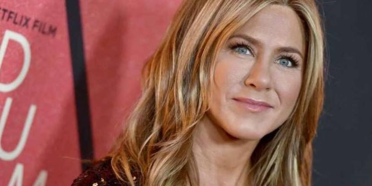 Jennifer Aniston admitió sentirse atraída por esta estrella de Hollywood