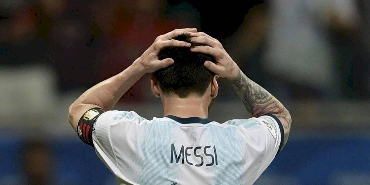 Gatti lo liquidó a Messi y dijo que Di María es más