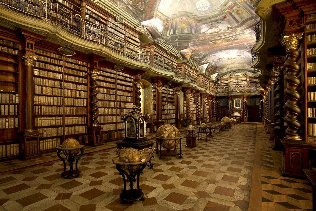 Biblioteca Nacional de Praga