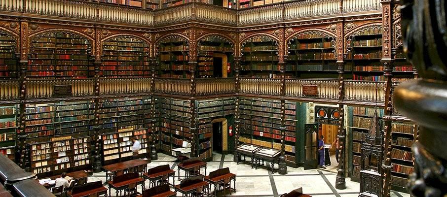Biblioteca de Brasil