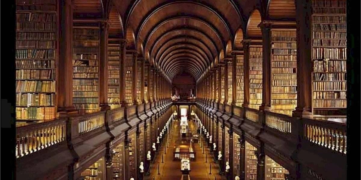 Cinco de las bibliotecas más hermosas del mundo