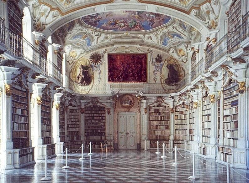 Biblioteca de Austria