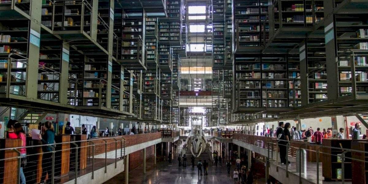 Biblioteca Vasconcelos vuelve a abrir sus puertas este domingo