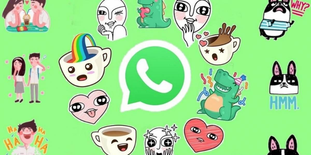 Así puedes conseguir stickers con sonido en WhatsApp