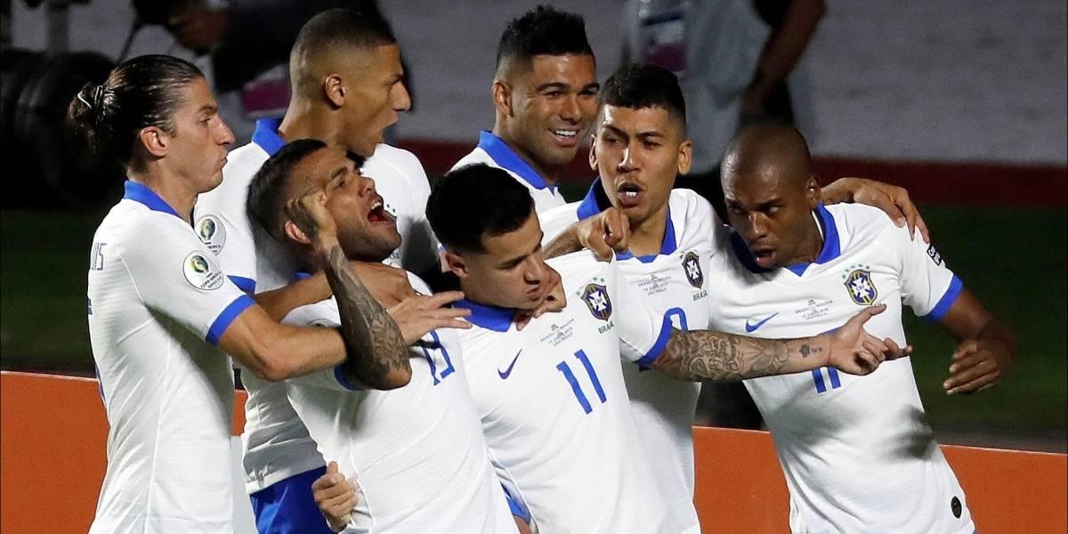 ¡Brasil le pegó un baile a Bolivia! La Canarinha ganó y goleó, pero ¿gustó?