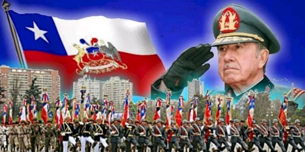 #AquíFaltaPinochet: el polémico hashtag que dividió a las redes sociales y recordó al dictador