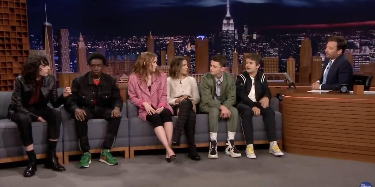 """Protagonistas de """"Stranger Things"""" definieron la nueva temporada en una sola palabra"""