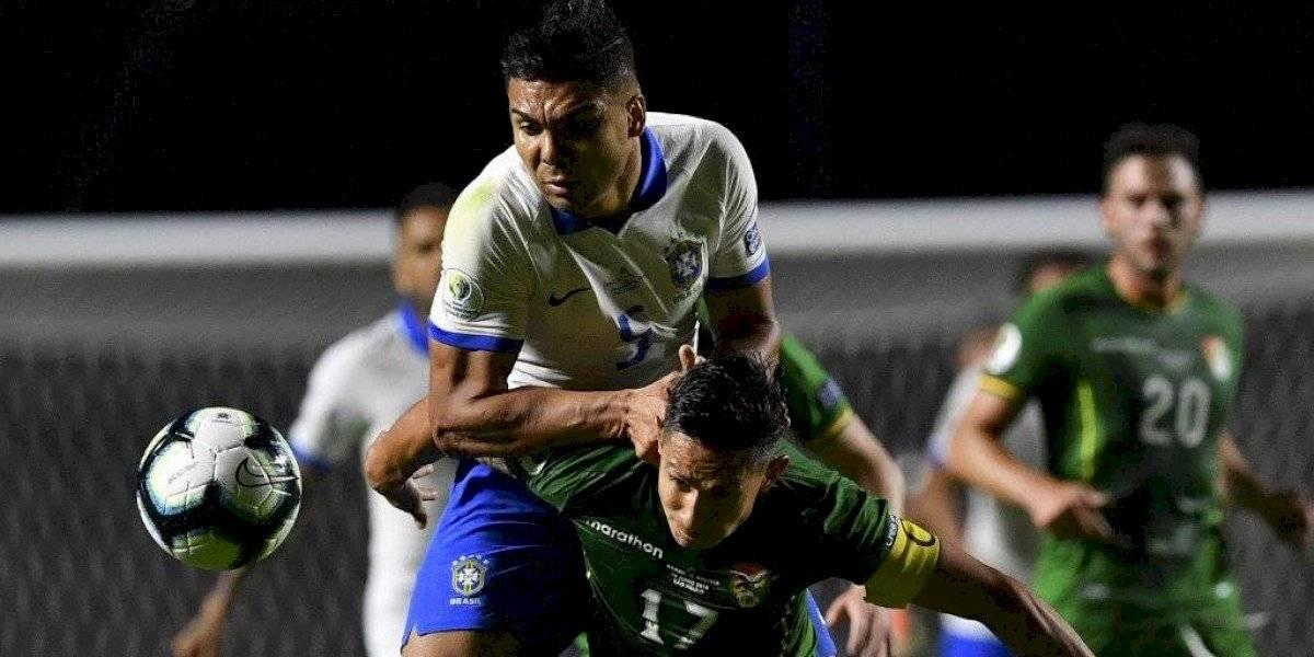 Primer partido de la Copa América se impuso en el rating