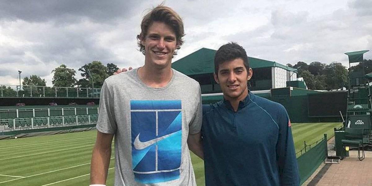 Cristian Garin dio batalla pero no pudo con la experiencia de Marin Cilic y se despidió del ATP de Queen's