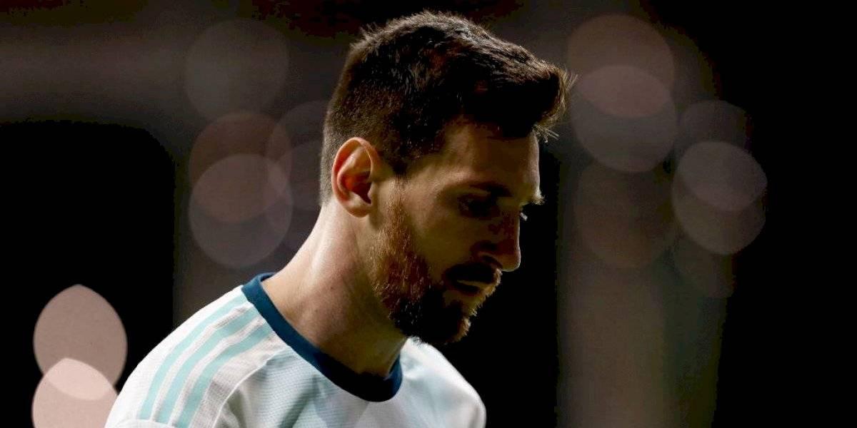"""La sinceridad de Messi tras la derrota ante Colombia: """"Lo vamos a tomar como un aprendizaje para lo que viene"""""""
