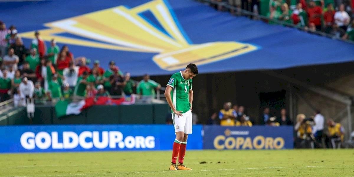 Los fracasos de la Selección Mexicana en Copa Oro