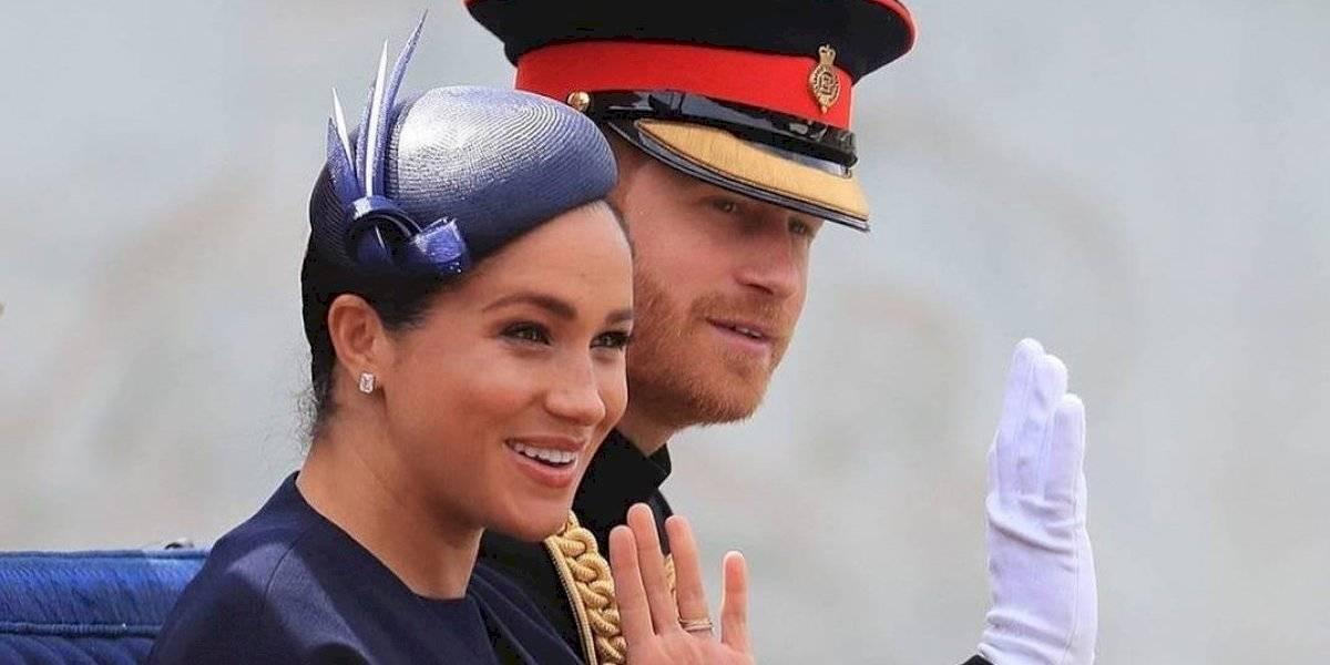 El romántico regalo del príncipe Harry a Meghan Markle por su primer aniversario de bodas