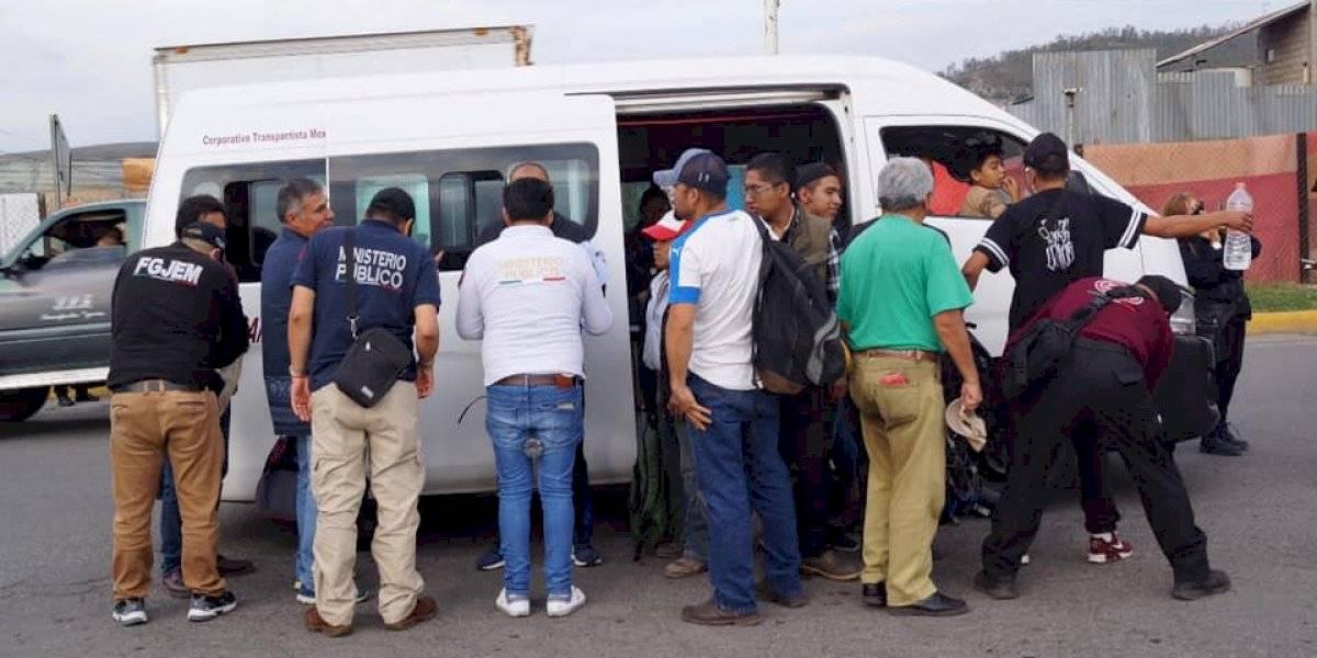 Detienen a 71 personas tras operativo en Coacalco y Tultitlán