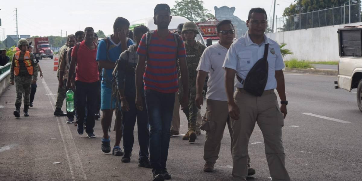 Ataque a migrantes salvadoreños deja un muerto en Veracruz