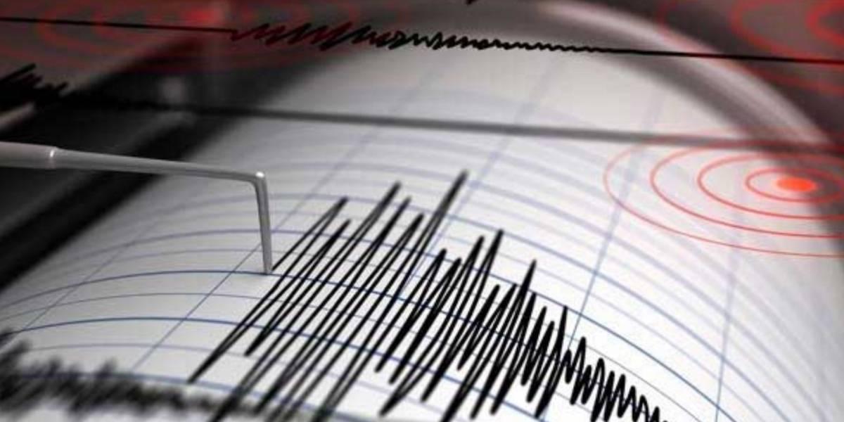 Sismo de mediana intensidad sacudió la región de Valparaíso y Santiago
