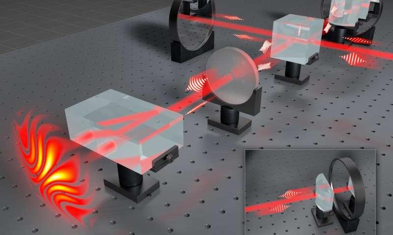 Científicos logran obtener por primera vez en la historia el holograma de una partícula de luz