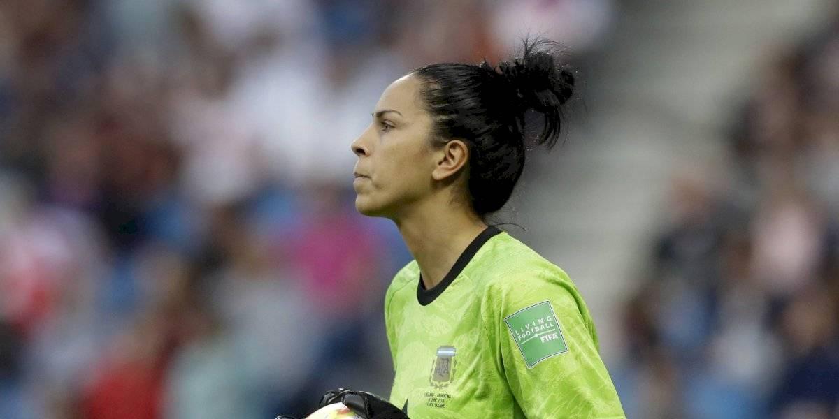 Vanina Correa: cajera, mamá y estrella del Mundial Femenino