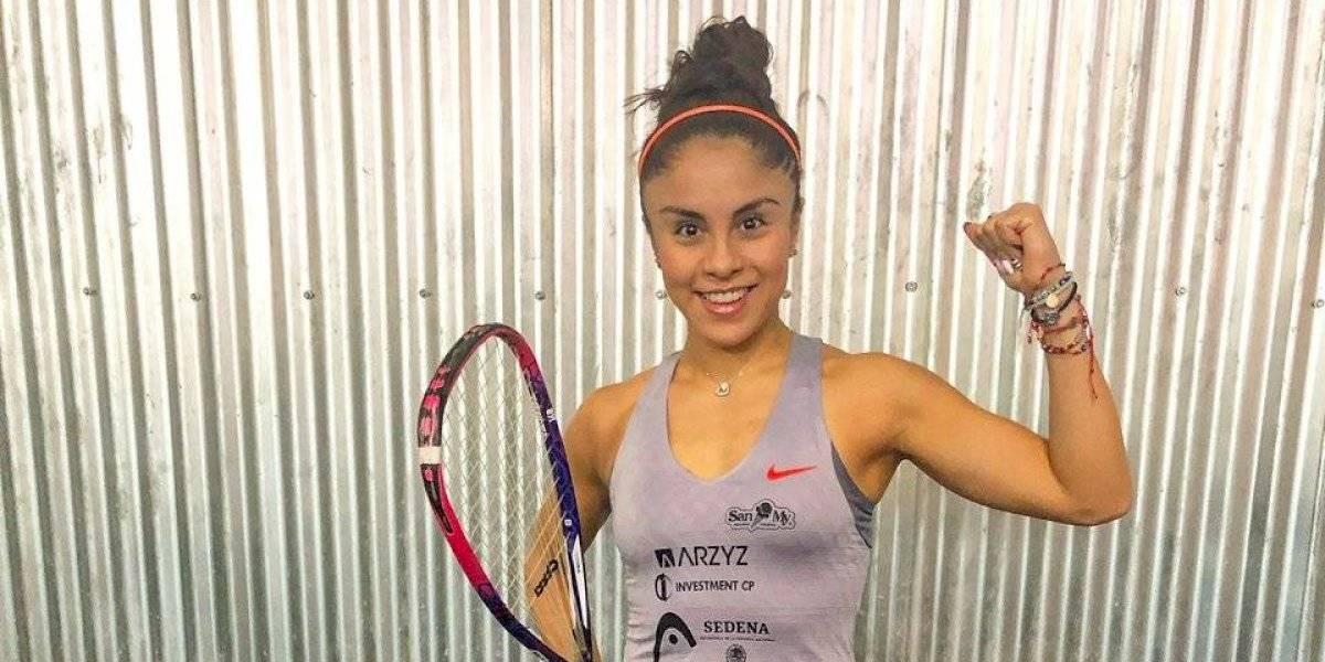 Paola Longoria consigue su título 98 y el número 1 del ranking