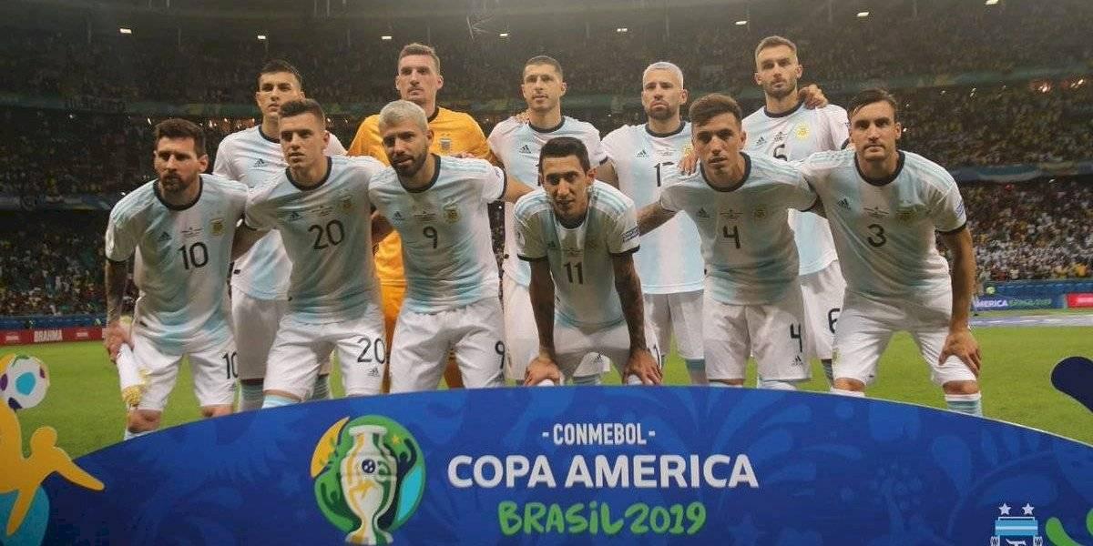 VIDEO. La canción argentina que conquista la Copa América