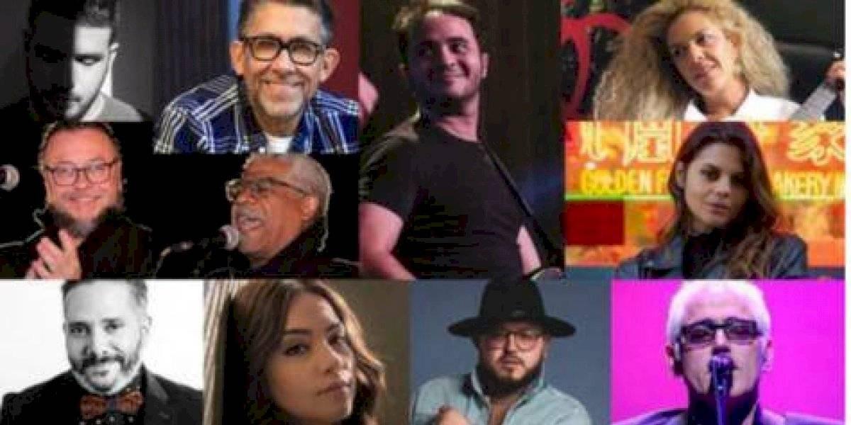 Artistas cantarán el 29 de junio en concierto benéfico por Venezuela