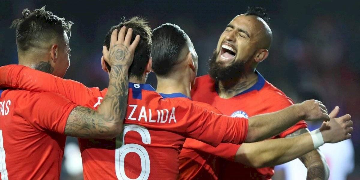 ¿A qué hora juega Chile con Japón en la Copa América?