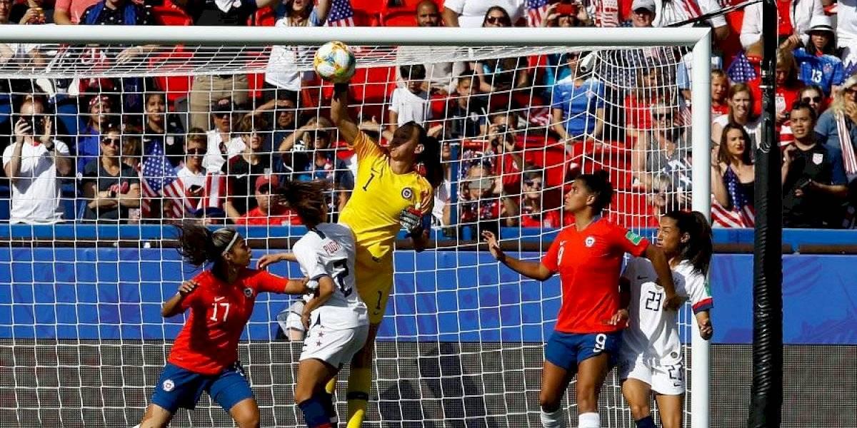 La Roja femenina sufrió una digna derrota ante Estados Unidos gracias a la exhibición de Endler