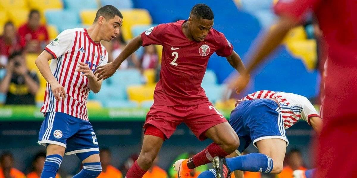 Paraguay se durmió y Catar le robó un punto que sorprendió a todos en la Copa América