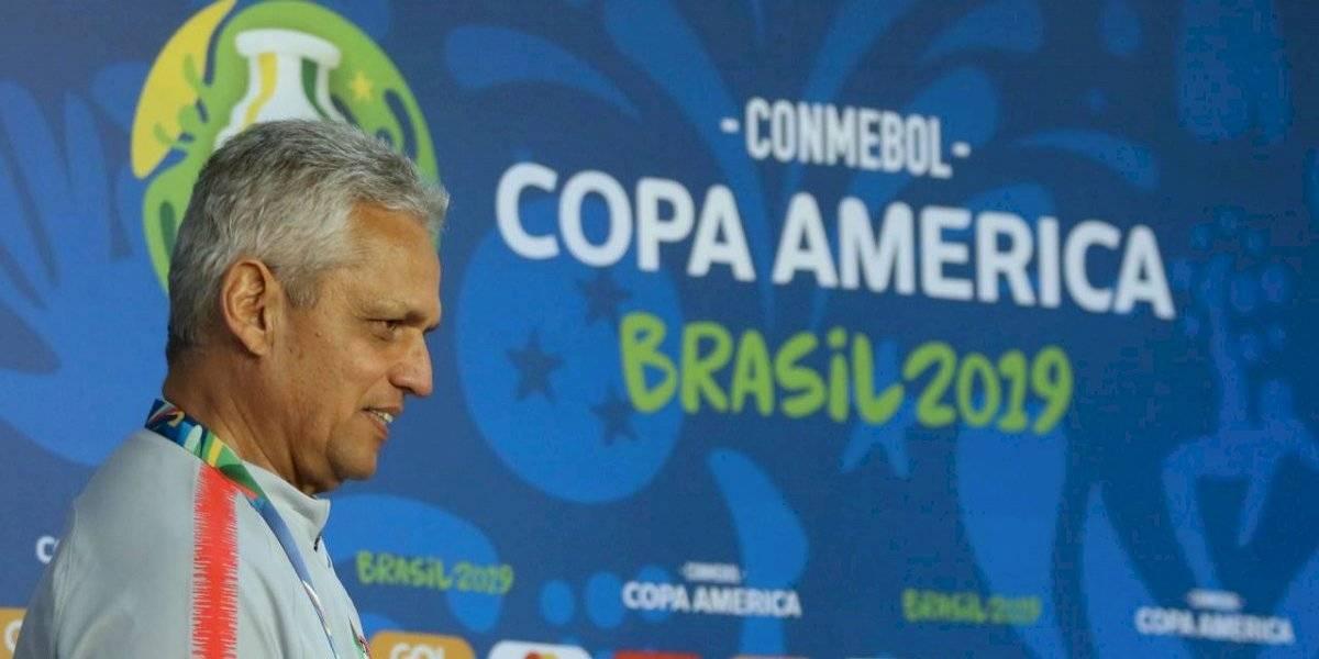 """Rueda le tiene fe a la Roja en la Copa América: """"Este es un equipo ganador y la idea es llegar a lo máximo en este torneo"""""""