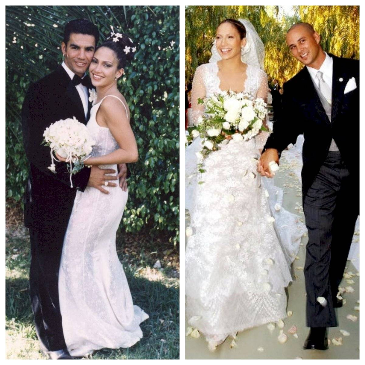Jennifer López felicitó a Marc Anthony por el Día del Padre