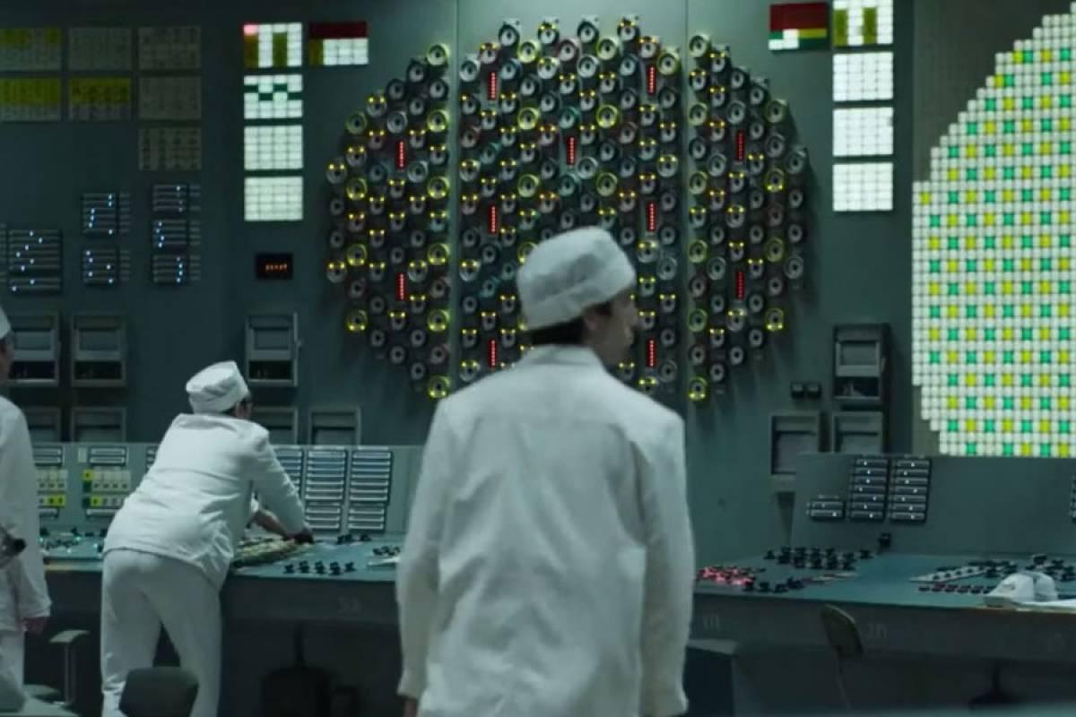 Inauguran en Ucrania nueva cápsula gigante la cual cubre el reactor dañado en Chernobyl