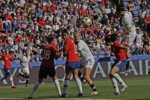 Estados Unidos vs Chile