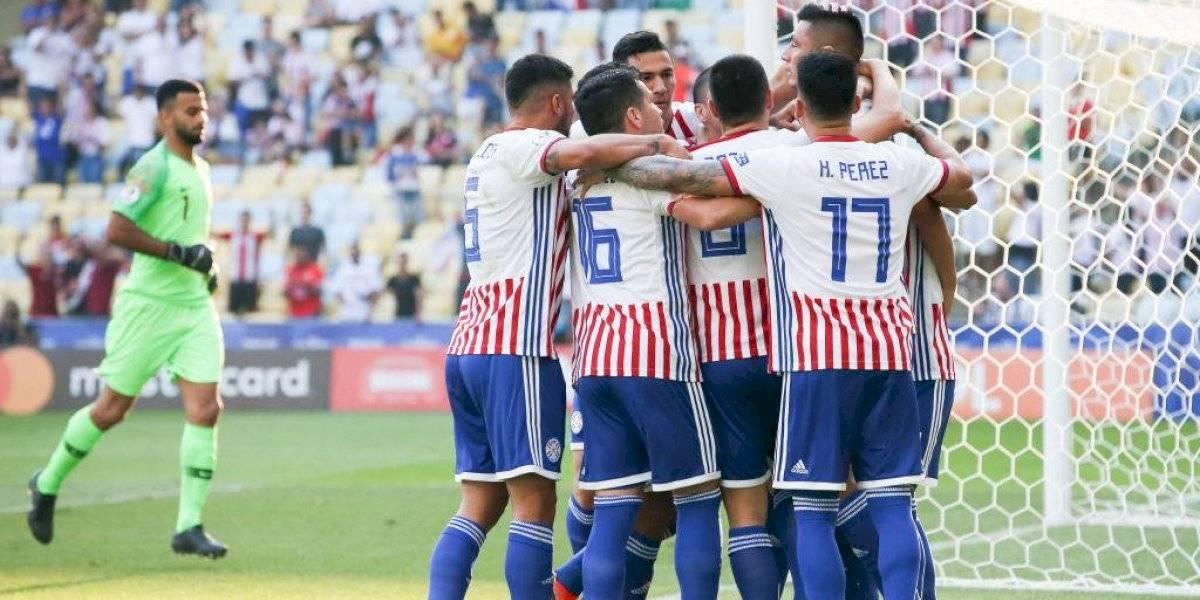 Paraguay busca su pase a cuartos de final de Copa América ante el clasificado Colombia
