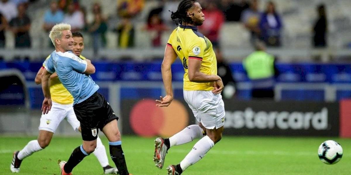 Así vivimos la goleada de Uruguay sobre Ecuador en Copa América