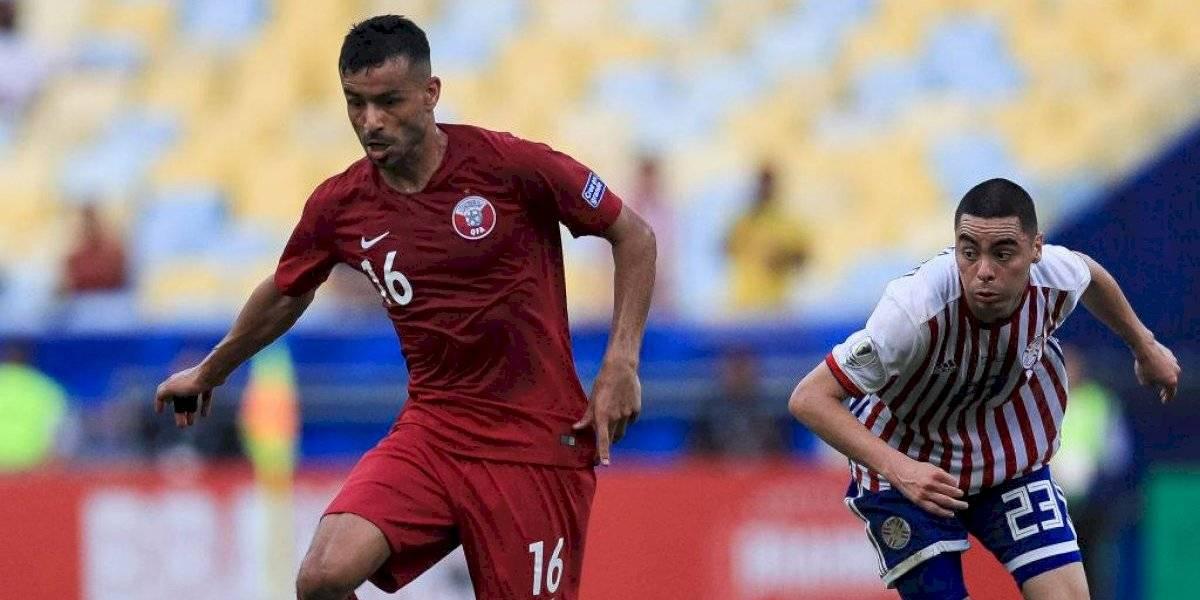 Boualem Khoukhi: el argelino que le dio histórico empate a Catar ante Paraguay