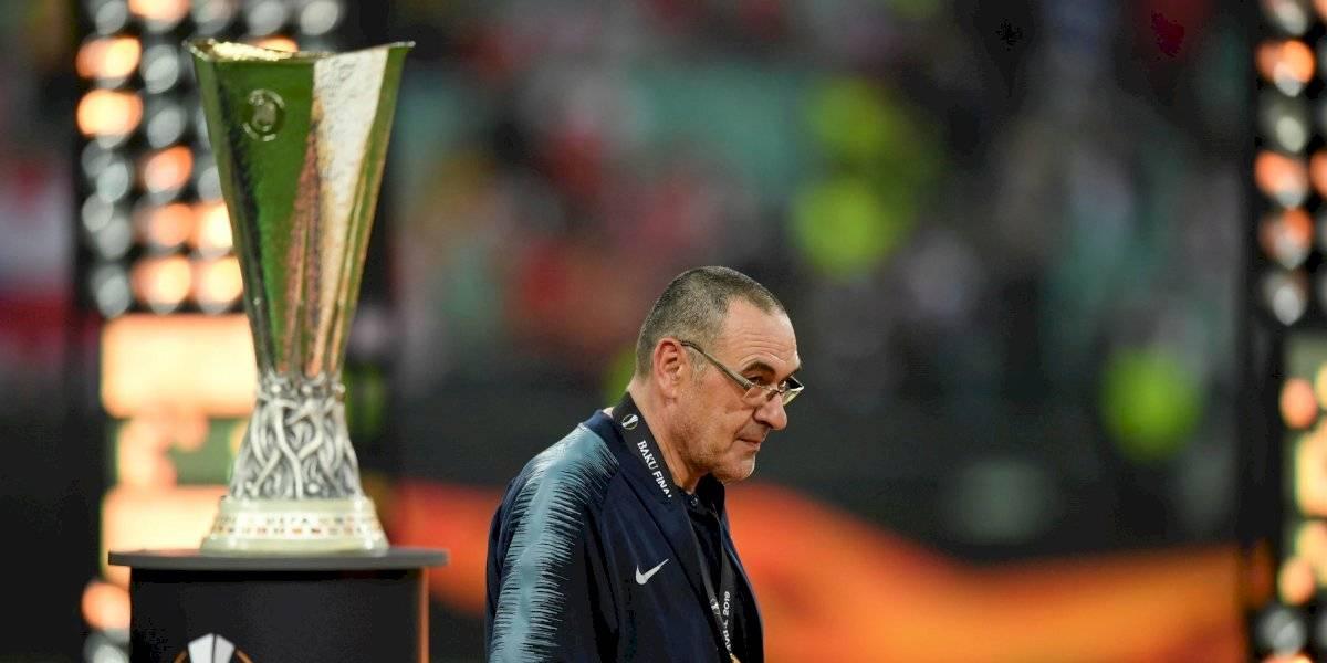 La Juventus anuncia a Maurizio Sarri como su nuevo entrenador