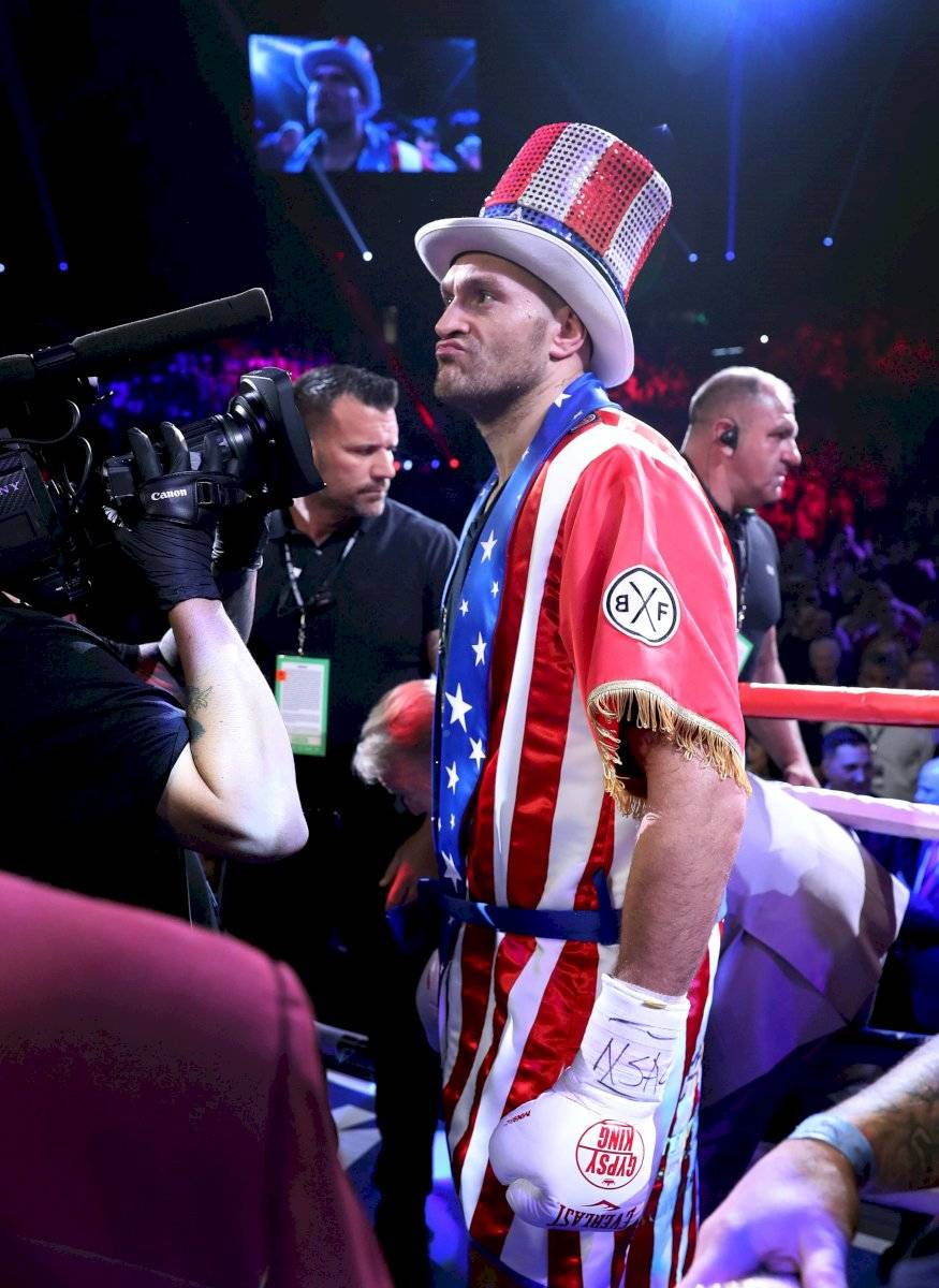 Tyson Fury-Getty Images