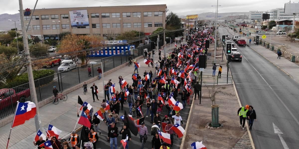 En medio de la huelga: Codelco afirma que productividad de Chuquicamata llegará al 60%