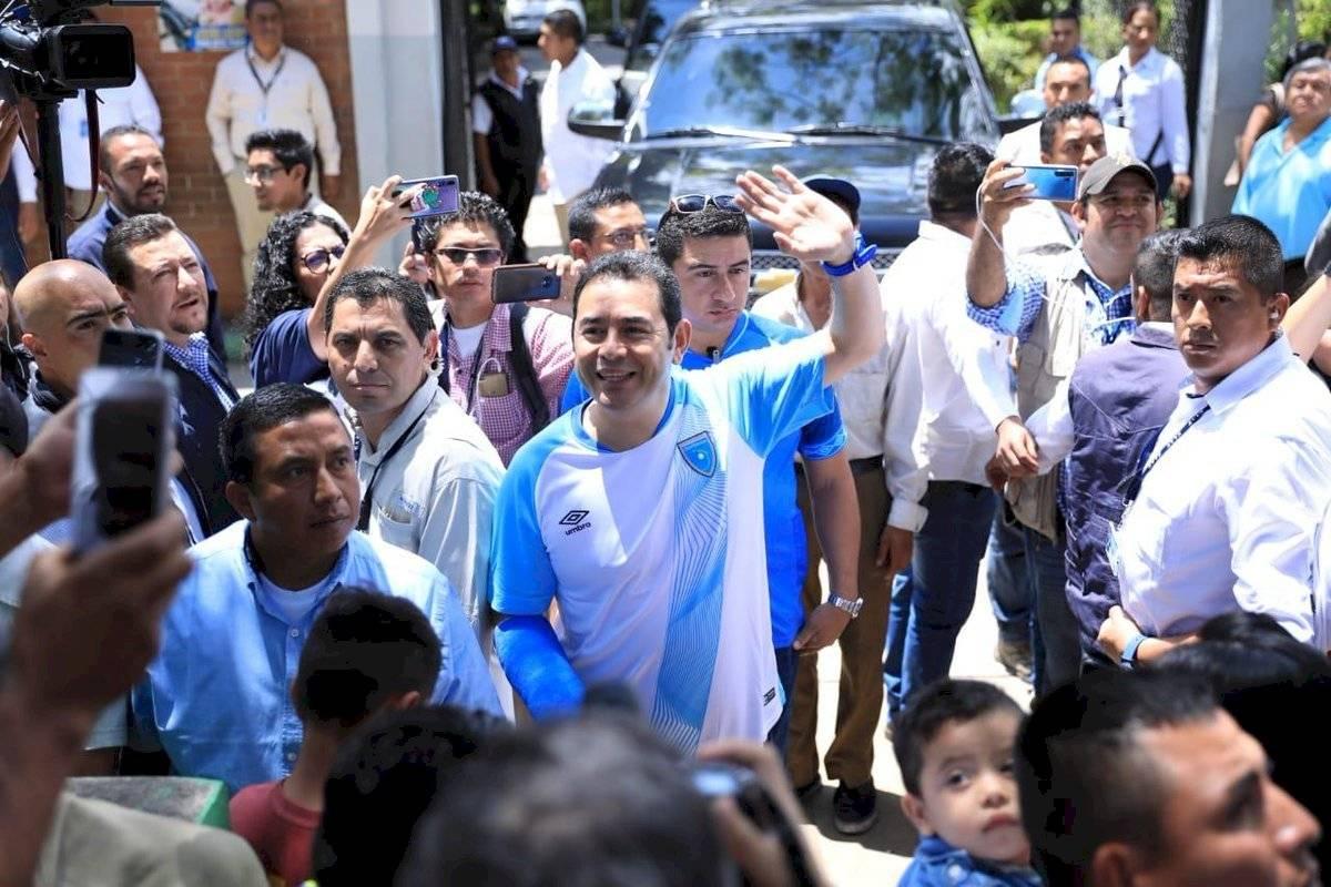 Desconfianza al gobierno de Morales es del 93 por ciento — AC