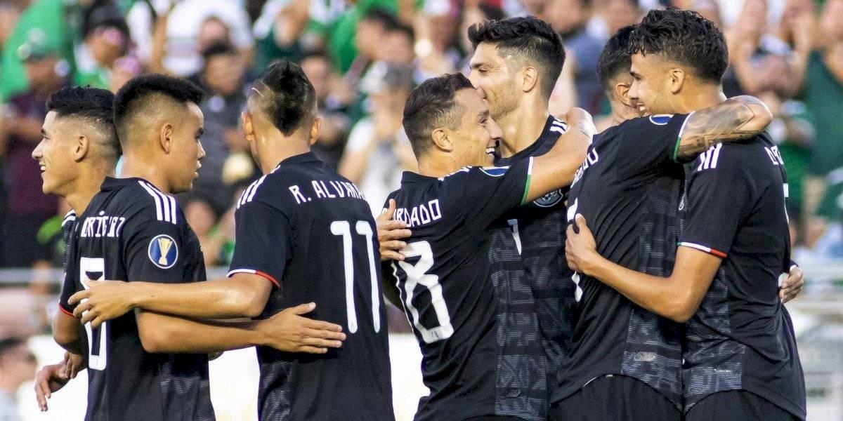 Costa Rica, rival de México en cuartos de final en Copa Oro